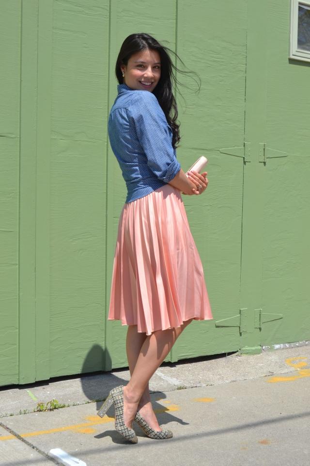 Midi Skirt 4