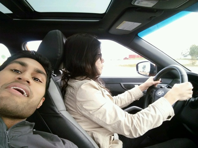 JC Highway Driving